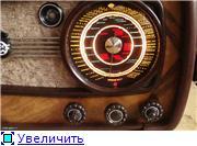 "1940-41 год. Радиоприемник  ""VEFSUPER M517_11"". (VEF). 27c0bdd31850t"