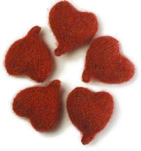 Подушечки-сердце спицами Bc1c1a586164