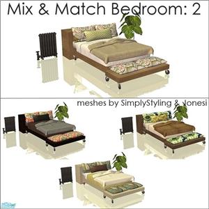 Спальни, кровати (модерн) - Страница 5 8b6acd3ac384