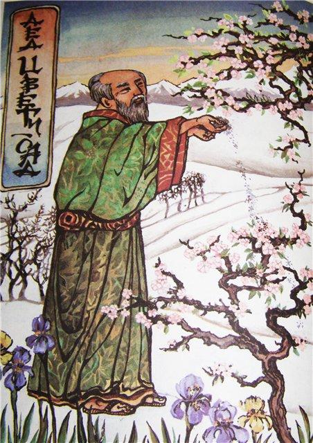 Японские сказки 006d79edde0e