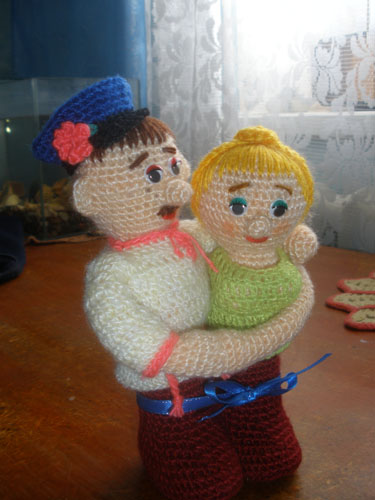 Куклы и многое другое Татьяны Шмалько - Страница 2 6e1429d9e226