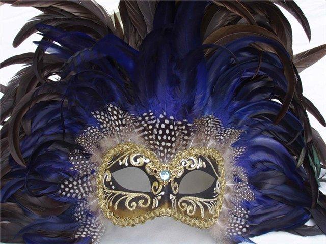 Венецианские маски A55d9946e31c