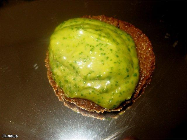 Зелёный соус из авокадо  E4d8f86c7697