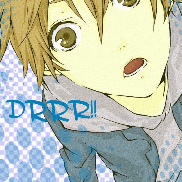 Арт по аниме «Дюрара!» (Durarara!!) 58db36f260b2