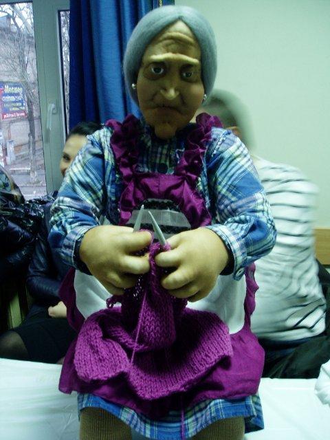 Выставка кукол в Запорожье Ef11e3774f57