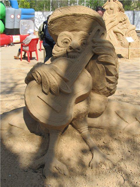 """Международный фестиваль песчаной скульптуры «Знаменитые фонтаны мира"""" Cf4fb9dd18f6"""