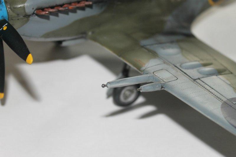 Supermarine Spitfire Mk. 22 Revell. 1/32 B49a584bfd9d
