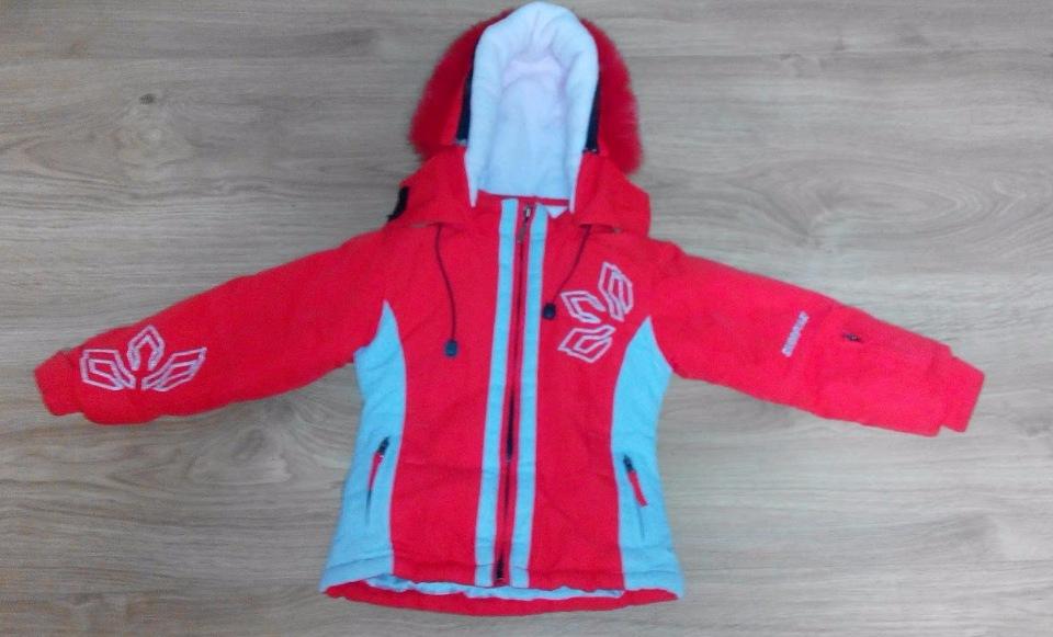 Зимний термокомбинезон куртка+штаны Scorpian для девочки 104 размер E227409c27c4