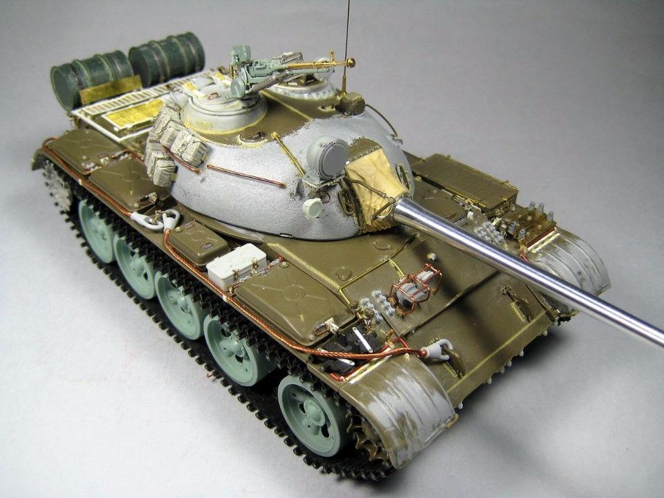 Т-55. ОКСВА. Афганистан 1980 год. - Страница 2 2337c3990e9c