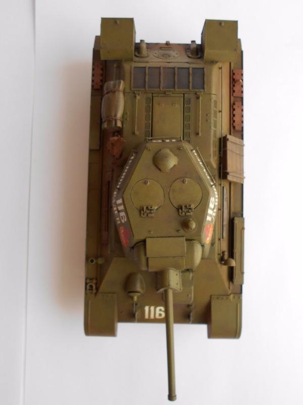 Т-34/76 выпуск начала 1943г 1/35 (Моделист №303529) - Страница 2 Ce132ae63dd3