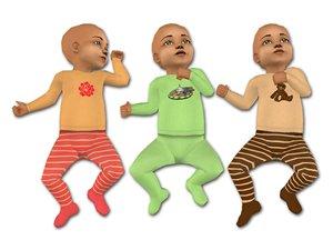 Одежда для младенцев (дефолты) 950fc95aef22