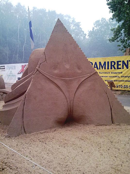 Международный фестиваль песчаной скульптуры на ВВЦ (ВДНХ) 2010 6d5ad132d1f9