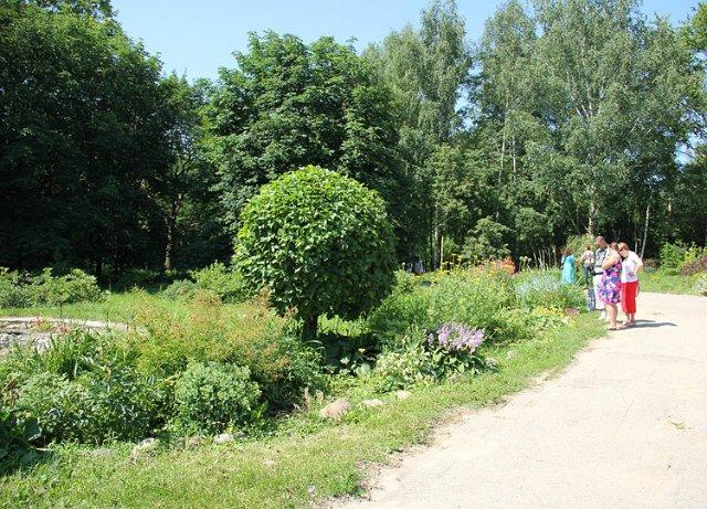 Экскурсия по Ботаническому Саду 1ea0ab29b5c0