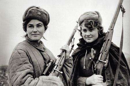 Женщины на войне. 0efc72aa264b