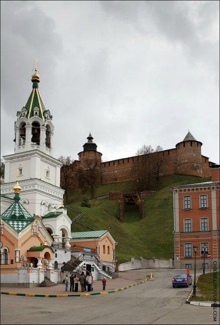 Старый-новый Нижний Новгород. 79e37a455f3e