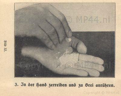 "Пенал от Hautentgiftungmittel - средства для обеззараживания кожи (""лозантинница"") 9fb08142bc7f"