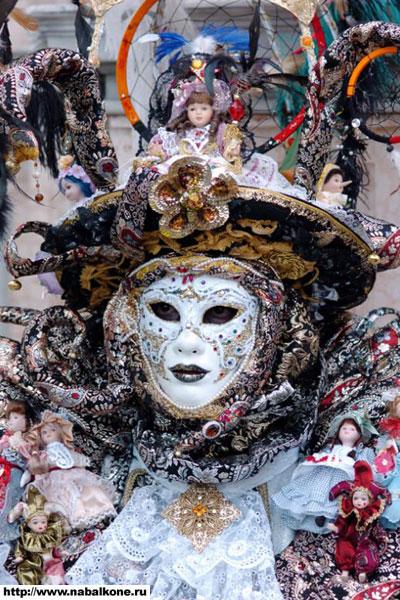 Венецианские маски 824bf3da902f