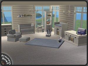 Комнаты для младенцев и тодлеров - Страница 4 4d0af5cbe1a1
