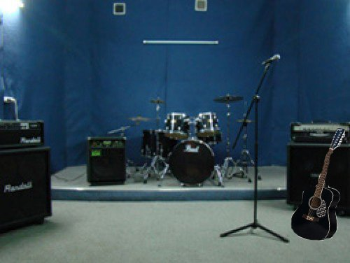 комната где я занимаюсь музыкой 1d33461049da