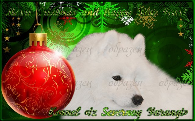 С Новым годом открыточки. 5b6d4a58a831