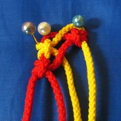 Ажурная плетёная тесьма 3221afaec4e0