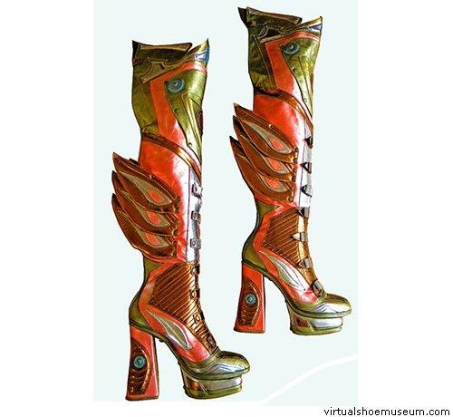 Креативная обувь B5e09f4bb93a