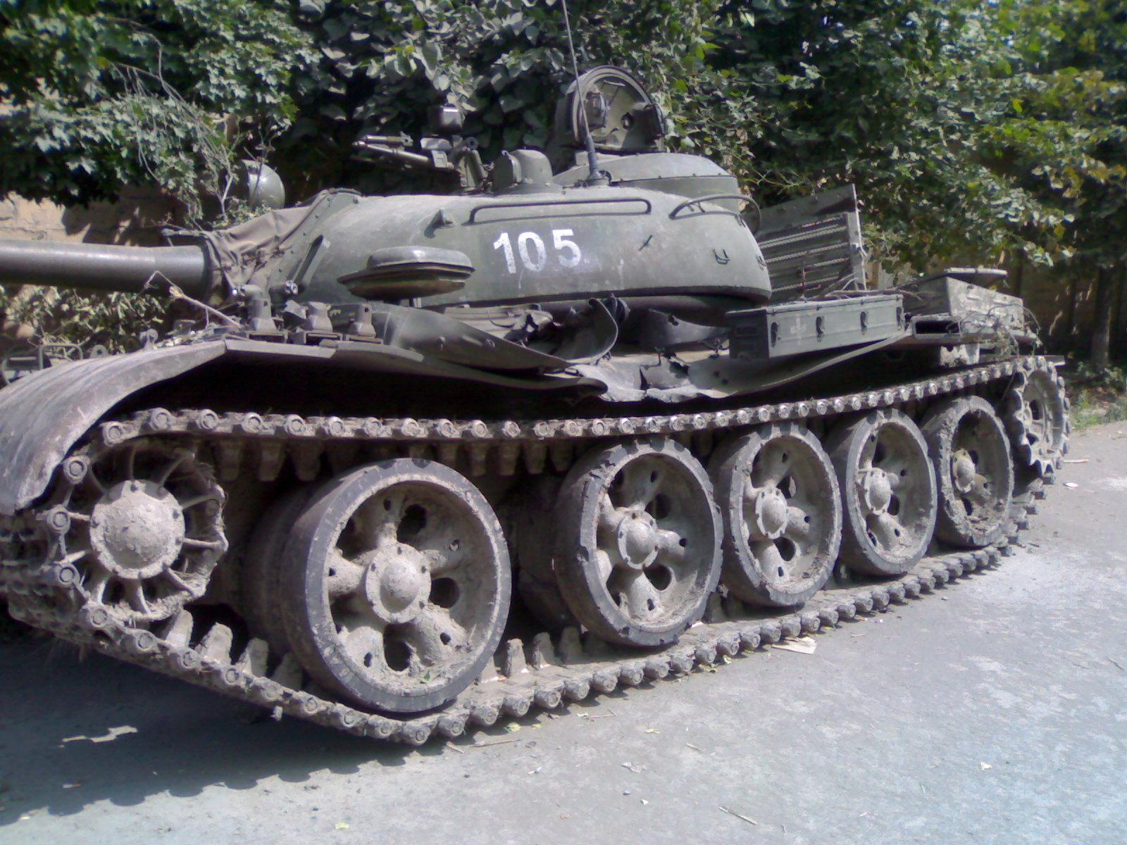 2008 South Ossetia War: Photos and Videos E979b8df8bc2