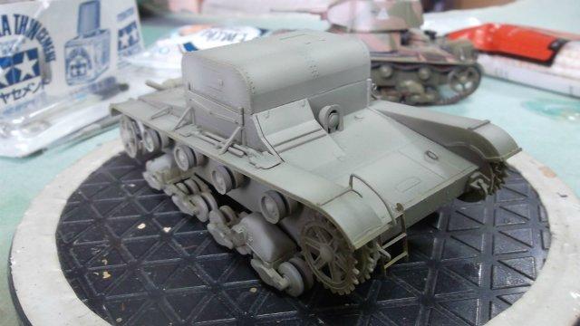 Т-26Т артиллерийский тягач, 1/35, (RPM 35072). 1d88f4f527e4