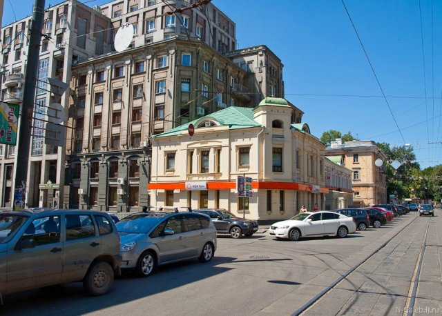 Старый-новый Нижний Новгород. 5c11c2590de3