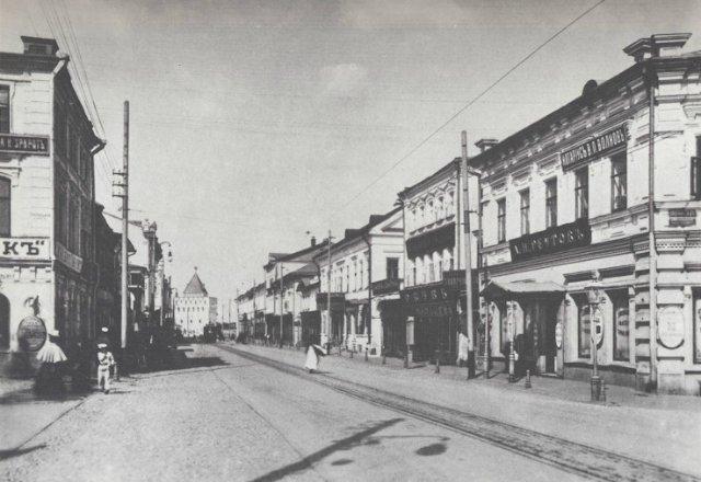 Старый-новый Нижний Новгород. 5d2594a9fa8e
