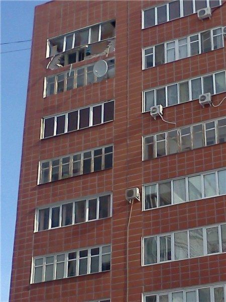 От взрыва самогонного аппарата обвалился балкон C9c48cec1778