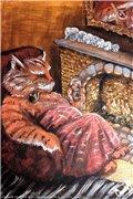 Кошки из бамбука и акрила - Страница 3 Adc50ce4c4fct