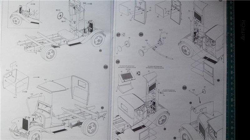 GAZ - AA Cargo truck MiniArt 1:35  7b2bc581494b