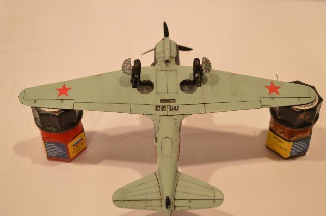 Су-2Р (ICM) 1/72 7bc27ac952eb