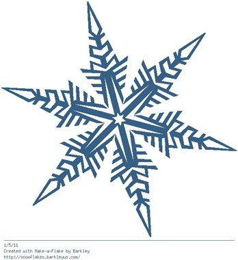 Зимнее рукоделие - вырезаем снежинки! - Страница 3 F93e39a99c95