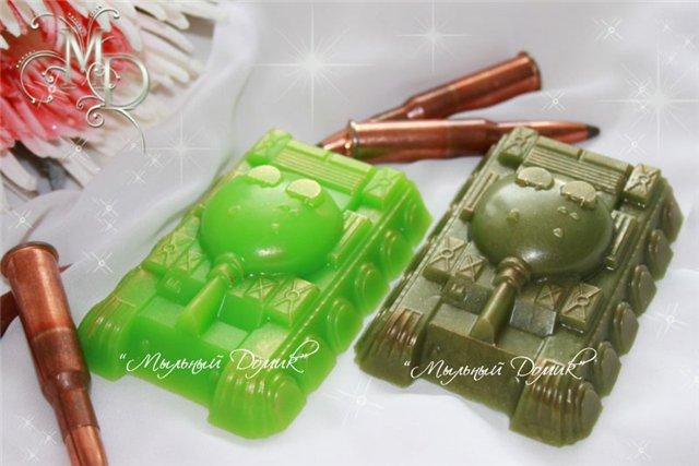 Мыло для мужчин - Страница 11 2307efa3a920