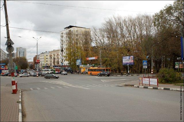 Старый-новый Нижний Новгород. 5ebbb2e86b6b