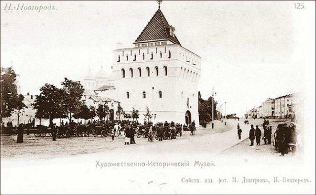 Старый-новый Нижний Новгород. 50ac7b124ac0
