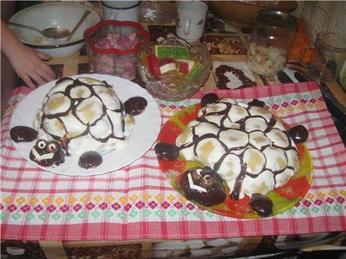 """Торт """"Черепаха"""" 8d034d959684"""