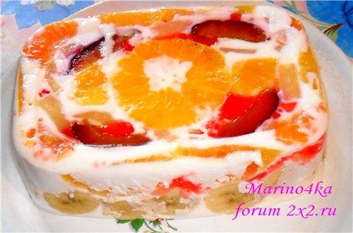 """Торт-десерт """"Битое стекло"""" E920683fe936"""