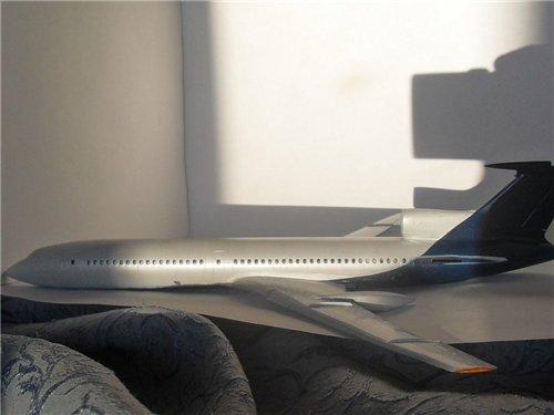 Покраска моделей под Хэв Гласс и перламутр «нового» Аэрофлота. 70fb237a3867t