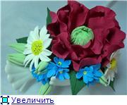 Цветы ручной работы из полимерной глины - Страница 5 Ec965c88141dt