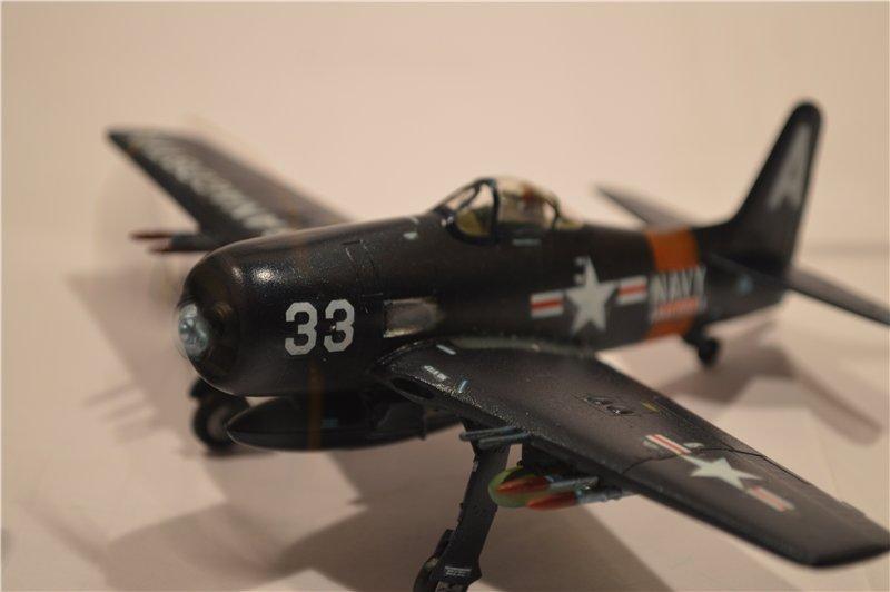 "F8F ""Bearcat"" (Revell) 1/72 Fce020bacfae"