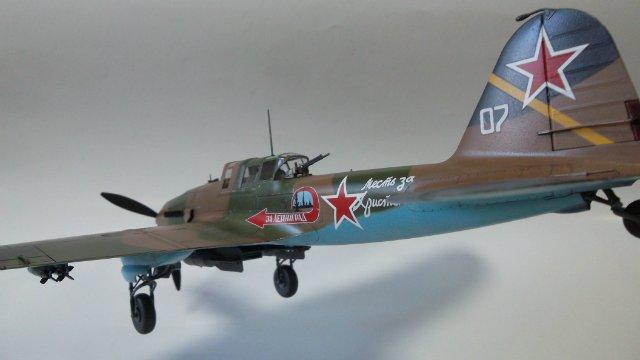 Ил-2, масштаб 1/48, (Tamiya 61113). B390cb464b63