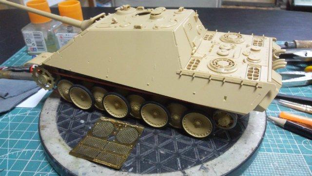 Jagdpanther, 1/35, («Tamiya» 35203). 4079730c4083