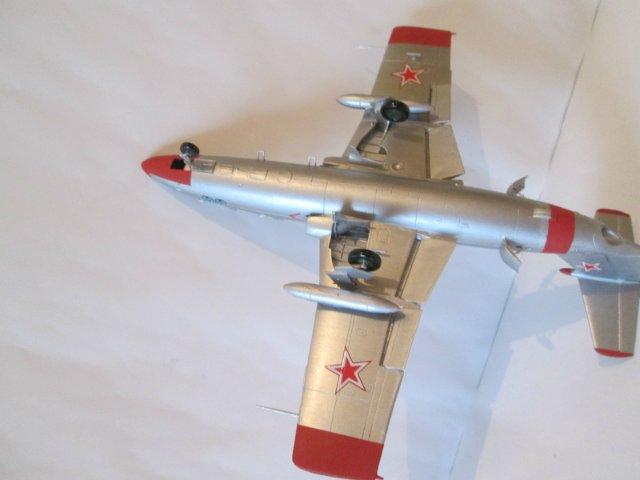 """Л-29 """"Дельфин""""  АМК 1/48 4c66c5d5b6fb"""