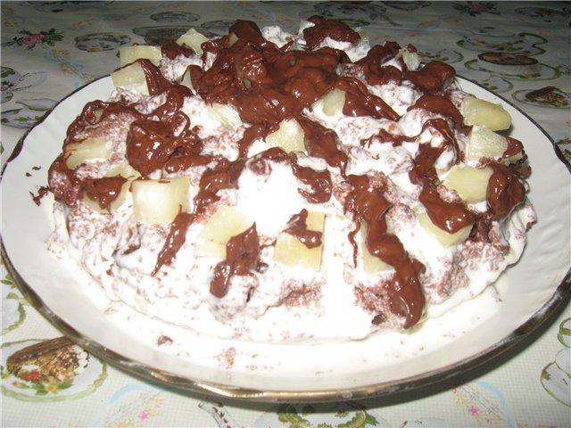 Торт Панчо B277327eb494