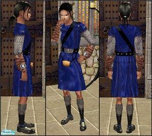 Старинные наряды, костюмы Aa348f772675