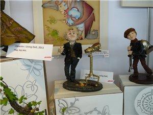 Время кукол № 6 Международная выставка авторских кукол и мишек Тедди в Санкт-Петербурге - Страница 2 A72f77912722t
