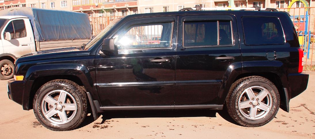продаю Jeep Patriot 2007 Limited 525708ecc6d7